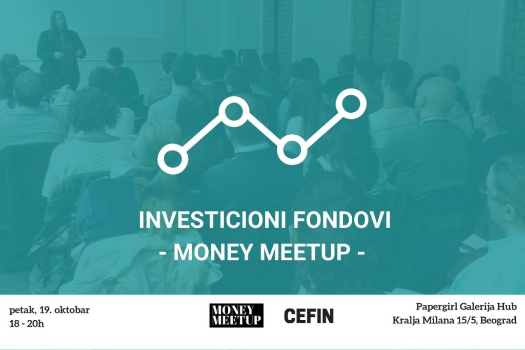 Money meetup o investicionim fondovima
