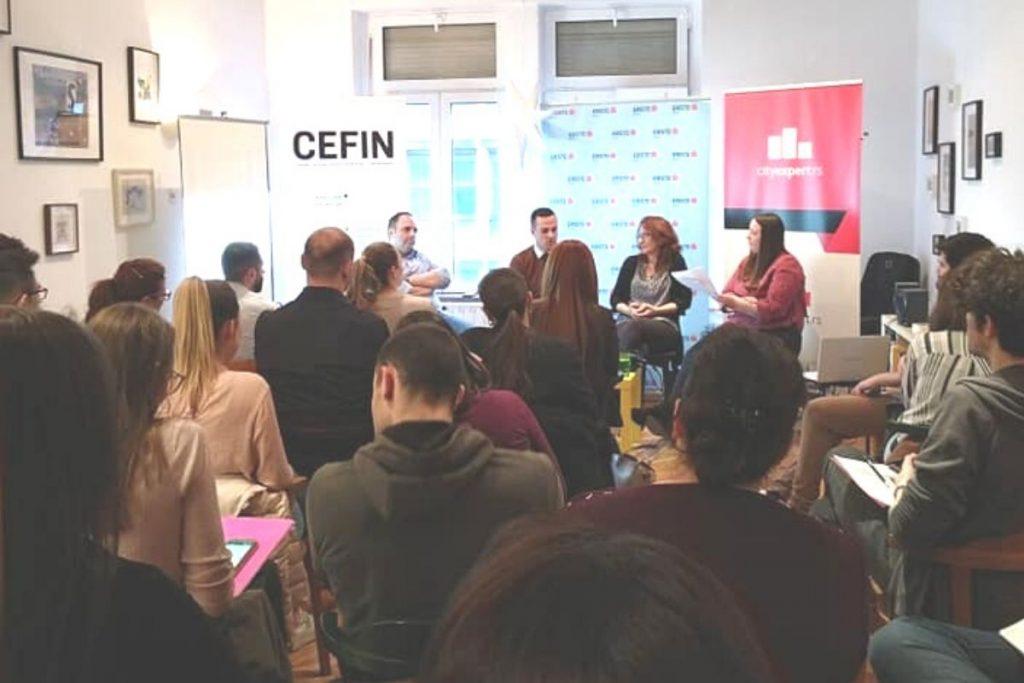 Stambeni krediti money meetup CEFIN i Karolina Herbut