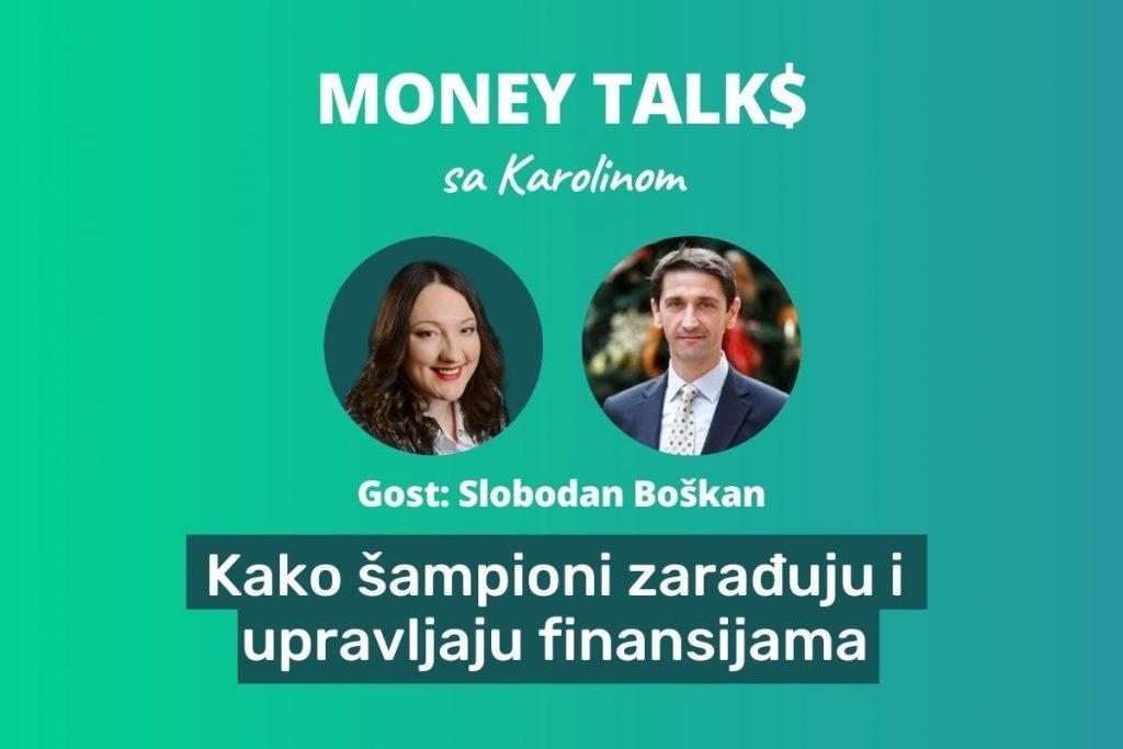 Karolina Herbut i Slobodan Boškan