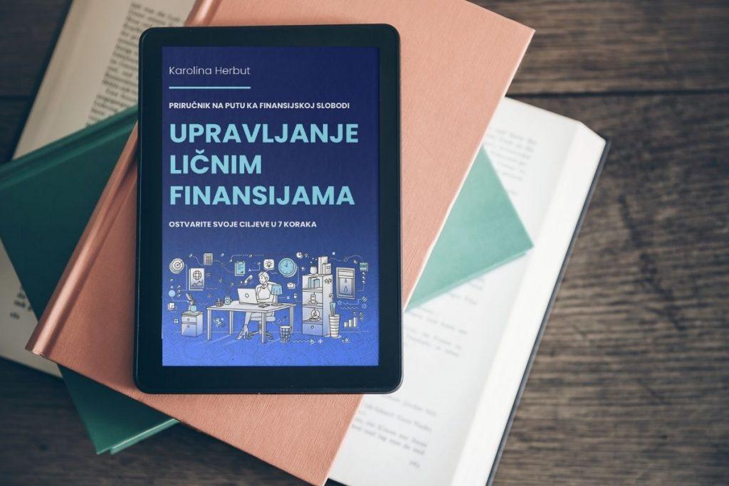 Elektronska knjiga Upravljanje ličnim finansijama autor Karolina Herbut
