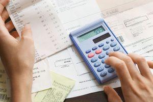 Računanje nepredviđenih troškova na digitronu